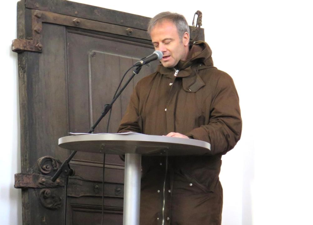 Felix Kurmayer liest in Mauerbach
