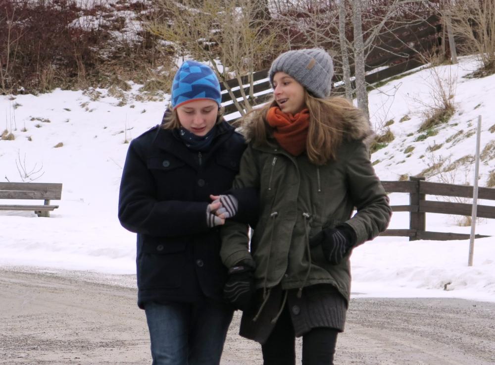 Flo & Marlena in Seewiesen