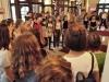 spontanes Singen in der Grazer Oper