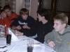 Birni, Michl, Bobbl, Chrisi beim ME in Pottschach