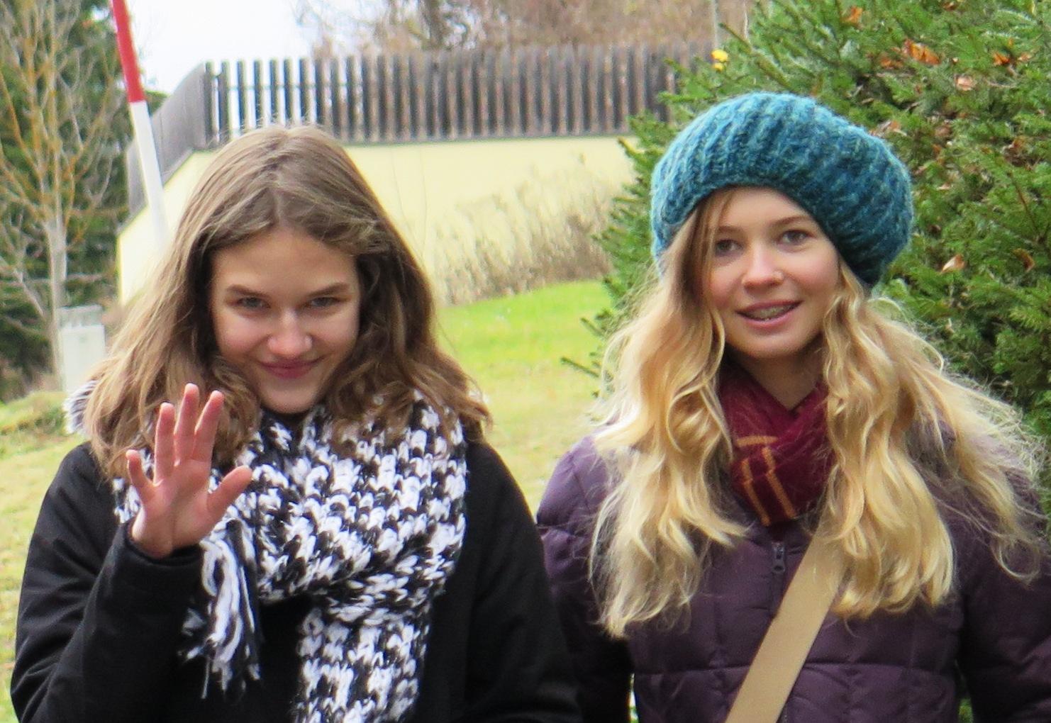 Hannah & Alexia