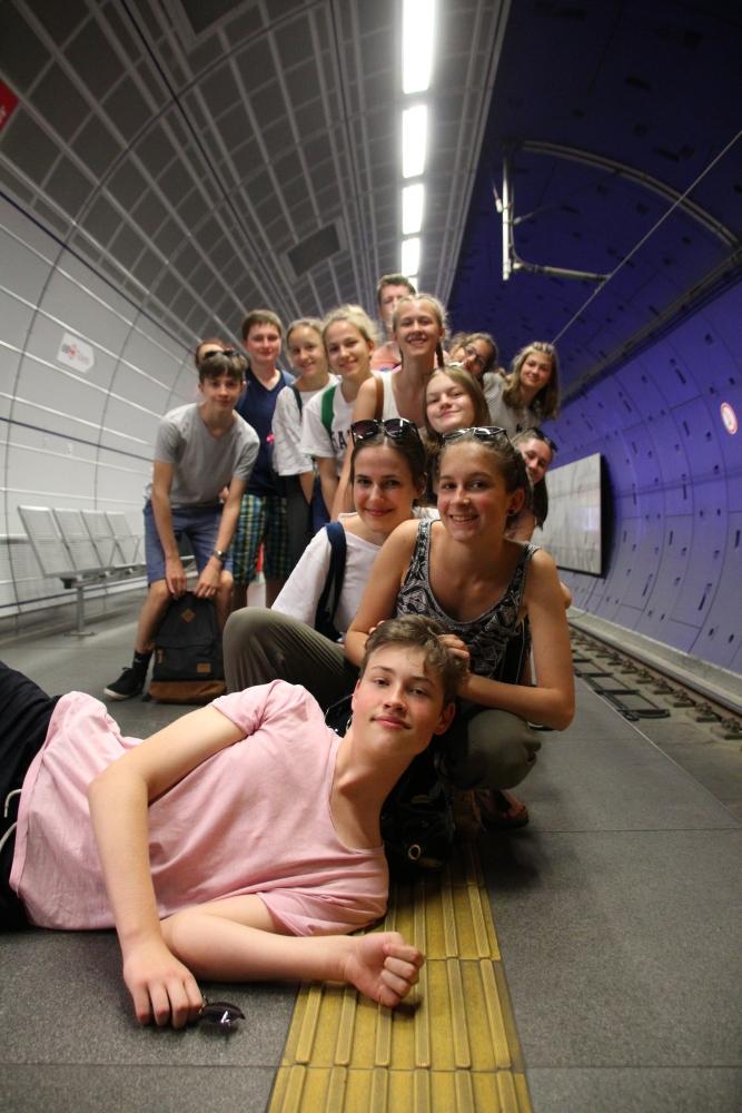 U-Bahn in Köln