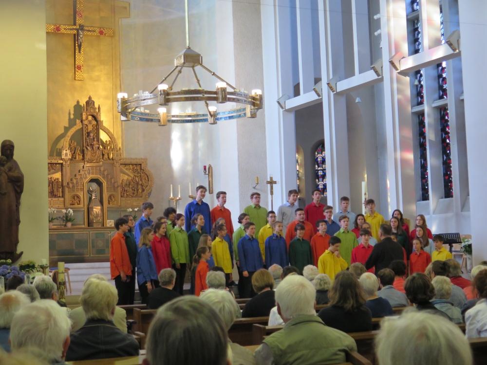 Konzert, Classic-Festival !MPRESS!IONS, Propsteikirche Jülich