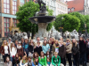 2013 Danzig, vor Neptunbrunnen