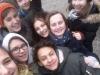 Chorleute-Selfie in Mariazell