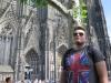 Jay vor Kölner Dom