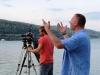 Video-Dreh Cap Wörth, Jun 15
