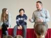 Workshop im Festsaal Astgasse, Mrz 2018