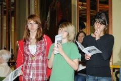Weihnachtsfeier Blindenheim Dez 2010