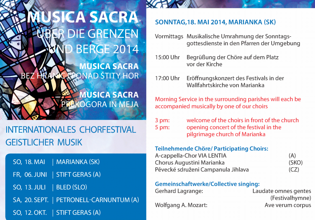 Musica Sacra Flyer_Marianka 2014